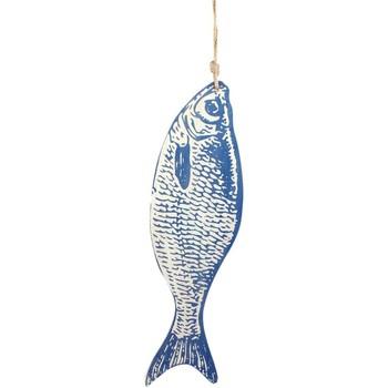 Σπίτι Αγαλματίδια και  Signes Grimalt Κρεμαστό Ψαριού Multicolor