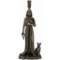 Σπίτι Αγαλματίδια και  Signes Grimalt Queen Αιγυπτιακή-Nefertitis Dorado