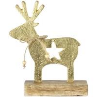 Σπίτι Χριστουγεννιάτικα διακοσμητικά Signes Grimalt Τάρανδος Dorado