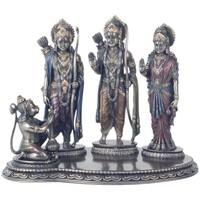 Σπίτι Αγαλματίδια και  Signes Grimalt Ινδική Οικογένεια Gris