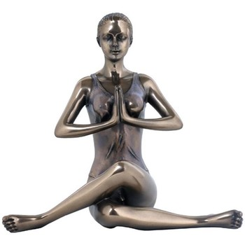Σπίτι Αγαλματίδια και  Signes Grimalt Αγελάδα Pose Yoga- Dorado