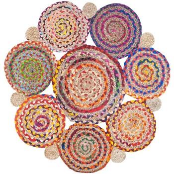 Σπίτι Χαλιά Signes Grimalt Χαλί Multicolor