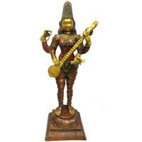 Σπίτι Αγαλματίδια και  Signes Grimalt Μόνιμη Saraswati Multicolor
