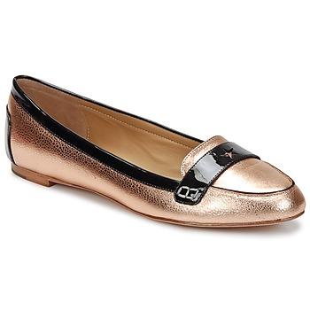 Παπούτσια Γυναίκα Μοκασσίνια C.Petula STARLOAFER ροζ