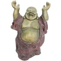Σπίτι Αγαλματίδια και  Signes Grimalt Καλή Βούδα Multicolor