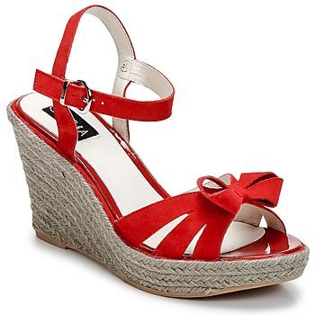 Παπούτσια Γυναίκα Σανδάλια / Πέδιλα C.Petula SUMMER Red