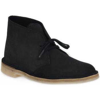 Παπούτσια Άνδρας Μπότες Clarks DESERT BOOT INK Blu