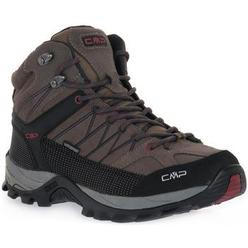 Παπούτσια Γυναίκα Τρέξιμο Cmp 02PD RIGEL MID TREKKING Grigio