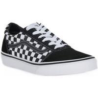 Παπούτσια Αγόρι Sneakers Vans PVJ Y ATWWOD CHECHERED Nero