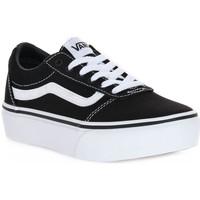 Παπούτσια Κορίτσι Sneakers Vans 187 WARD PLATFORM Nero