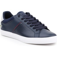 Παπούτσια Άνδρας Χαμηλά Sneakers Lacoste 7-33CAM1049003 navy