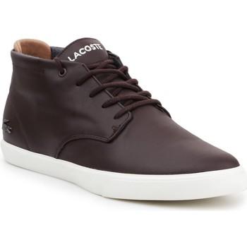 Παπούτσια Άνδρας Ψηλά Sneakers Lacoste 7-34CAM0091167 brown