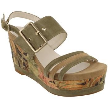 Παπούτσια Γυναίκα Σανδάλια / Πέδιλα Durá - Durá  Verde
