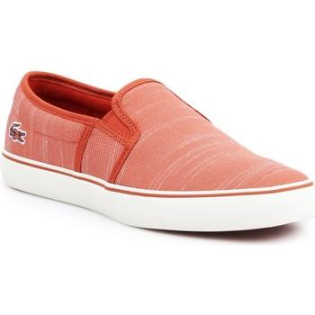 Παπούτσια Γυναίκα Slip on Lacoste Gazon 119 1 CFA 7-37CFA0015-262 brown