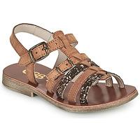 Παπούτσια Κορίτσι Σανδάλια / Πέδιλα GBB BANGKOK Brown