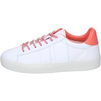 Παπούτσια Γυναίκα Χαμηλά Sneakers Woolrich Αθλητικά BJ473 λευκό