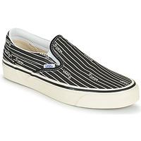 Παπούτσια Γυναίκα Χαμηλά Sneakers Vans UA CLASSIC SLIP ON 9 Black