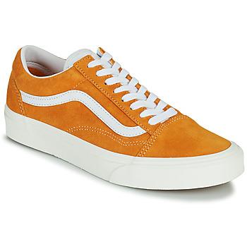 Παπούτσια Γυναίκα Χαμηλά Sneakers Vans UA OLD SKOOL Orange