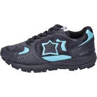 Παπούτσια Γυναίκα Χαμηλά Sneakers Atlantic Stars BJ503 Μαύρος