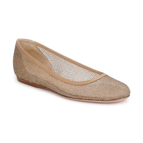 Παπούτσια Γυναίκα Μπαλαρίνες Sebastian GLIME Beige