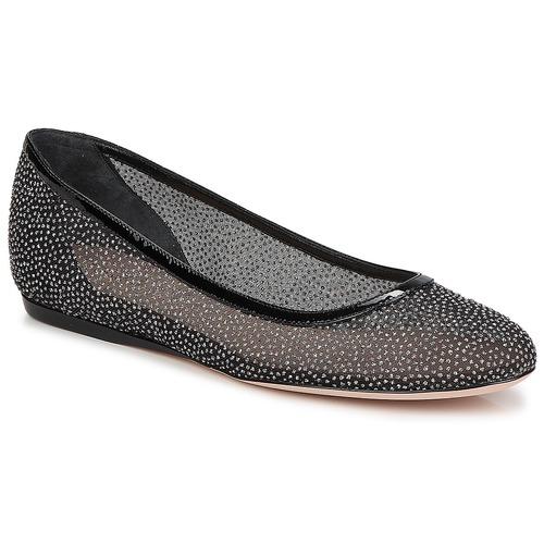 Παπούτσια Γυναίκα Μπαλαρίνες Sebastian GLIME Black