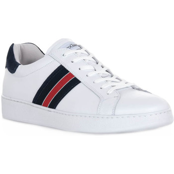 Xαμηλά Sneakers NeroGiardini NERO GIARDINI 707 OUKLAND BIANCO