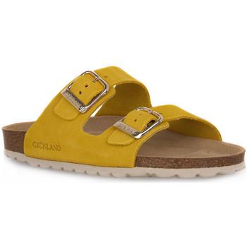 Παπούτσια Γυναίκα Τσόκαρα Grunland GIALLO 70SARA Giallo