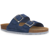 Παπούτσια Γυναίκα Τσόκαρα Grunland JEANS 70SARA Blu