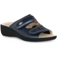 Παπούτσια Γυναίκα Τσόκαρα Grunland BLU 68ESTA Blu