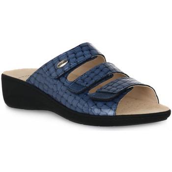 Παπούτσια Γυναίκα Τσόκαρα Grunland JEANS 68ESTA Blu
