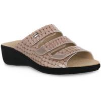 Παπούτσια Γυναίκα Τσόκαρα Grunland TAUPE 68ESTA Marrone