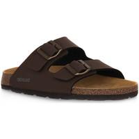 Παπούτσια Άνδρας Τσόκαρα Grunland MOGANO 40BOBO Marrone