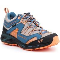 Παπούτσια Άνδρας Πεζοπορίας Garmont 9.81 Trail Pro III GTX 481221-211 blue, orange, grey