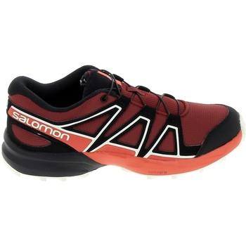 Παπούτσια Παιδί Χαμηλά Sneakers Salomon Speedcross K Rouge Noir Red
