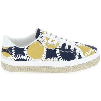 Παπούτσια Γυναίκα Χαμηλά Sneakers No Name Wax Imprime Multicolour