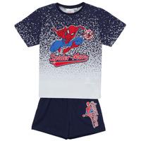 Υφασμάτινα Αγόρι Σετ TEAM HEROES  SPIDERMAN SET Multicolour