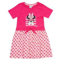 Υφασμάτινα Κορίτσι Κοντά Φορέματα TEAM HEROES  MINNIE DRESS Ροζ