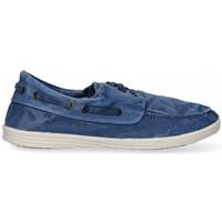 Παπούτσια Άνδρας Χαμηλά Sneakers Natural World 55324 μπλέ