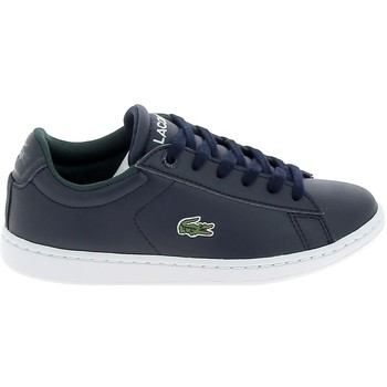 Παπούτσια Άνδρας Χαμηλά Sneakers Lacoste Carnaby C Marine Blanc Μπλέ