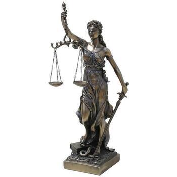 Σπίτι Αγαλματίδια και  Signes Grimalt Θεά Της Δικαιοσύνης Gris