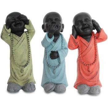 Σπίτι Αγαλματίδια και  Signes Grimalt Ο Βούδας Δεν Go-Oye-Ομιλία Του Σεπτεμβρίου 3U Multicolor