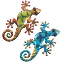 Σπίτι Αγαλματίδια και  Signes Grimalt Sm Lizard 2Η Σεπτεμβρίου Μονάδες Multicolor