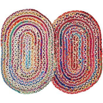 Σπίτι Χαλιά Signes Grimalt Χαλί 2 Μονάδες Σεπτέμβριο Multicolor