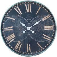 Σπίτι Ρολόγια τοίχου Signes Grimalt Ρολόι Τοίχου Azul