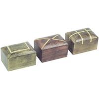 Σπίτι Κουτιά αποθήκευσης Signes Grimalt Ορθογώνιο Κουτί, Το Σεπτέμβριο 3U Multicolor