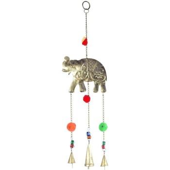 Σπίτι Εορταστικά διακοσμητικά Signes Grimalt Ελέφαντας Μενταγιόν Pompon Multicolor