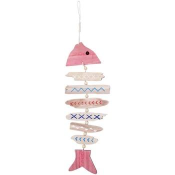 Σπίτι Εορταστικά διακοσμητικά Signes Grimalt Κρέμεται Ψάρια Rojo