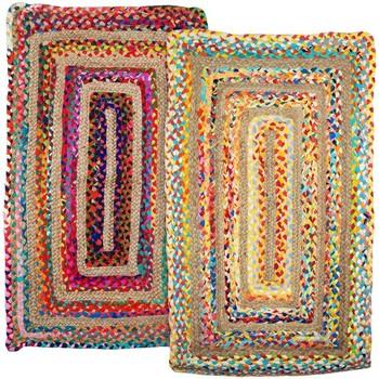 Σπίτι Χαλιά Signes Grimalt Πολύχρωμο Χαλί Το Σεπτέμβριο 2U Multicolor