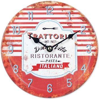 Σπίτι Ρολόγια τοίχου Signes Grimalt Ρολόι Τοίχου Naranja