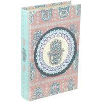 Σπίτι Κουτιά αποθήκευσης Signes Grimalt Φατιμά Χέρι Ασφαλείας Βιβλίου Multicolor
